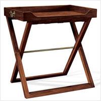 Ralph Lauren Home tray table, photo