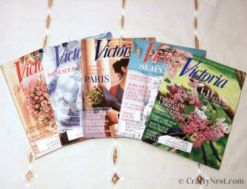 For the love of Victoria, grandmothers & eras