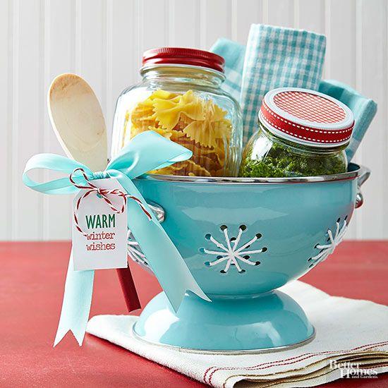 Pasta dinner kit, photo