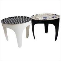 Svenskt Tenn tray table, photo