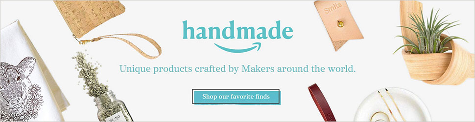 Amazon Handmade. Unique products crafted by Makers around the world. Shop our favorite finds, photo