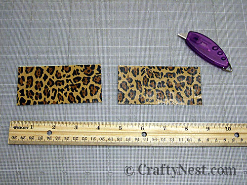Duct tape wallets, step #12, photo