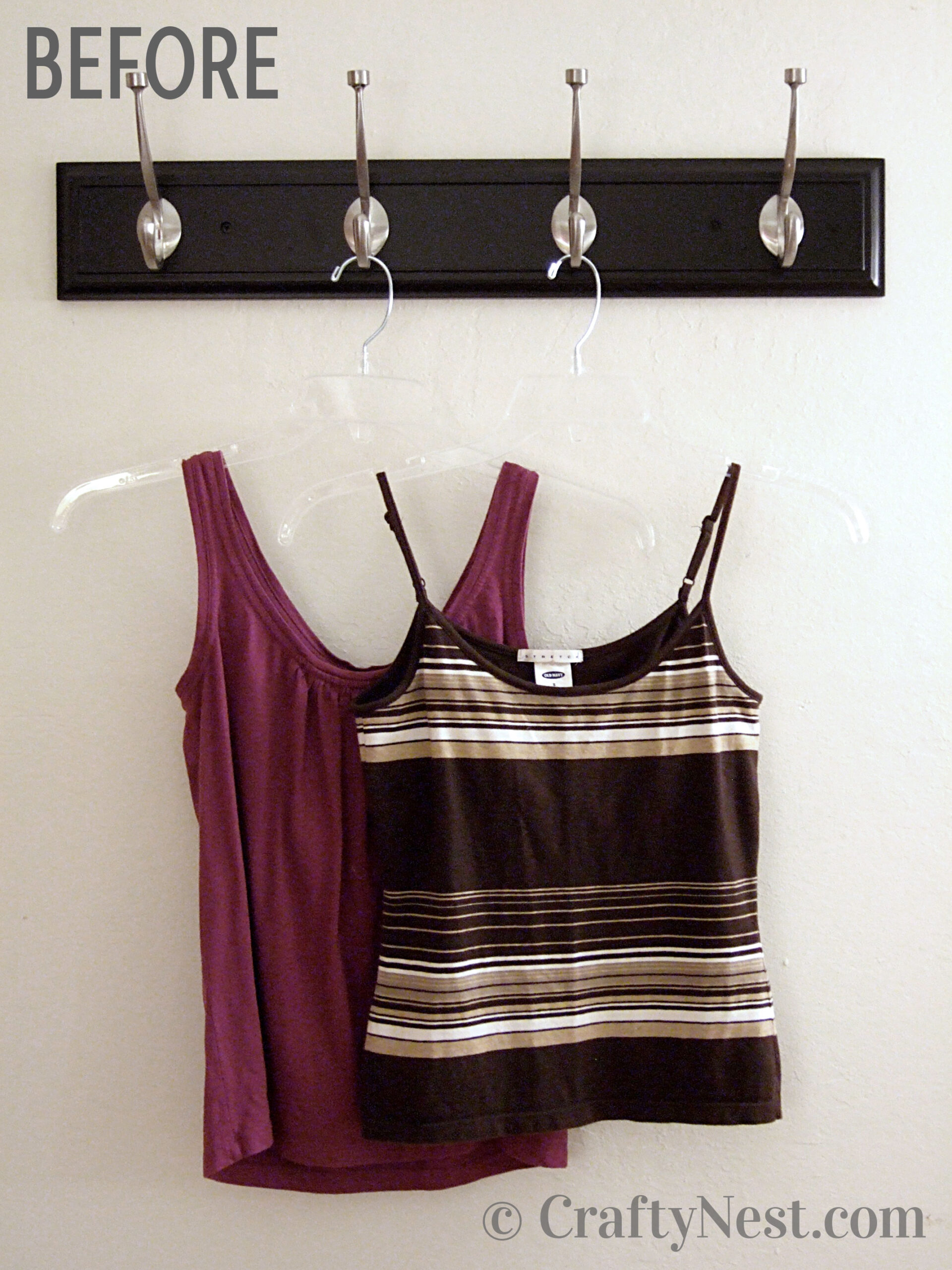 Two tank tops, photo