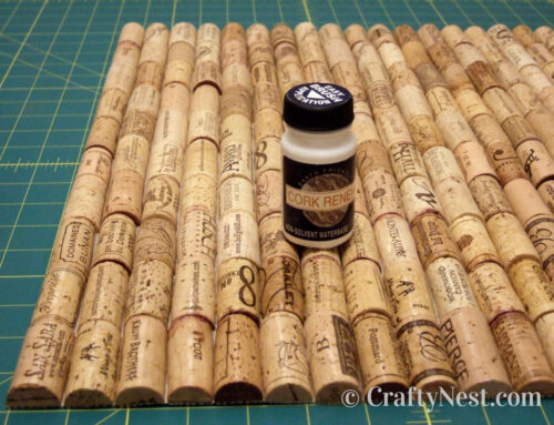 Sealing wine corks test