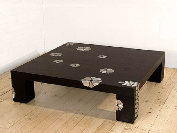 Jason Horvath's Sakura table from Uhuru, photo