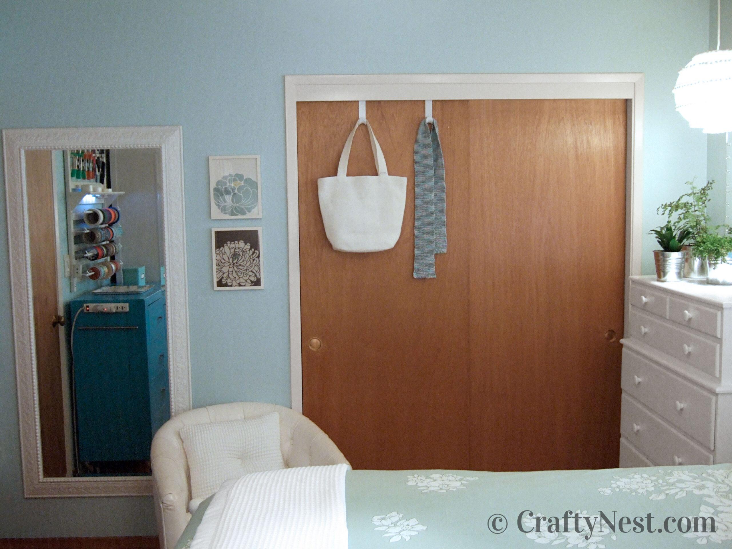 Closet, after photo