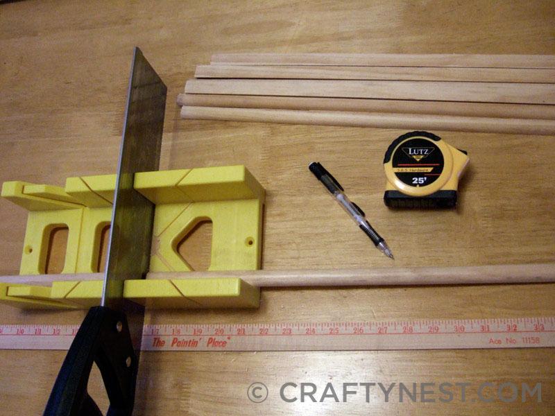 Cut the wood, photo