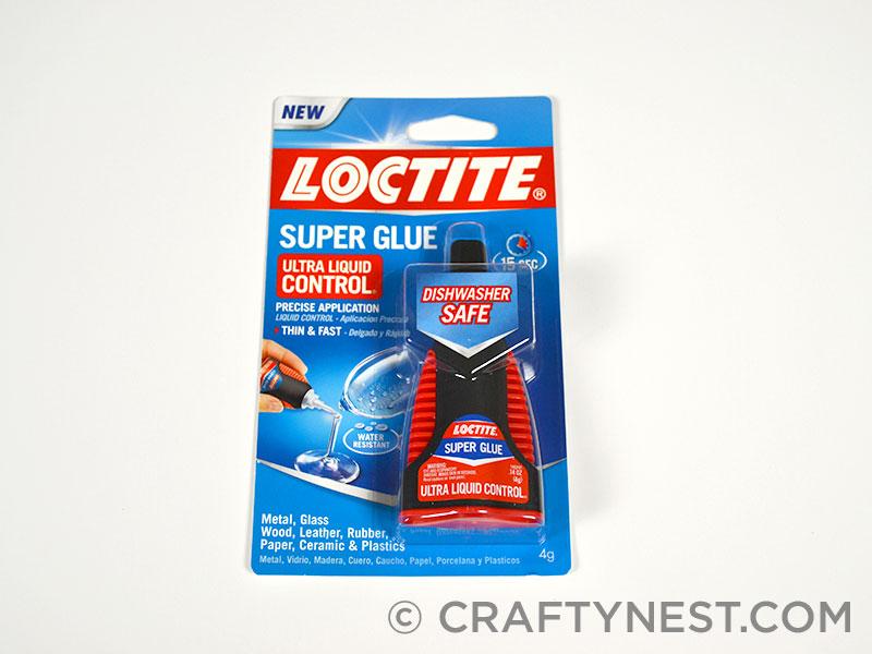 Loctite super glue, photo