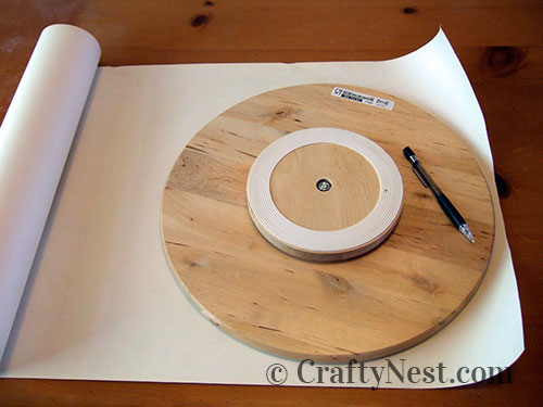Trace the Lazy Susan, photo