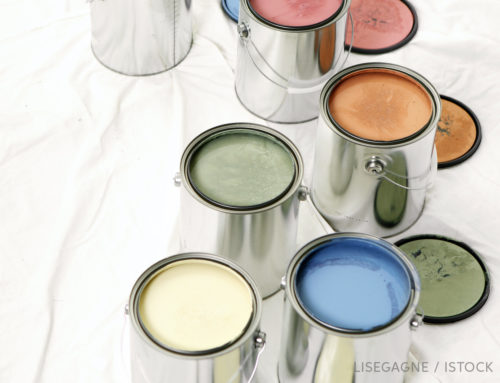 Paint colors & tips from the pros + a giveaway